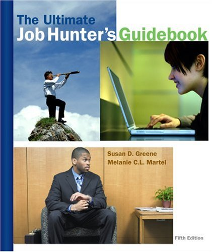 Ultimate Job Hunter's Guidebook  5th 2008 edition cover