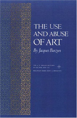 Use and Abuse of Art   1975 edition cover