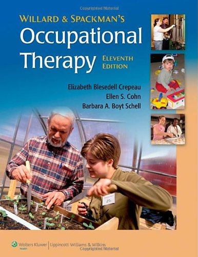 Occupational Therapy  11th 2009 (Revised) edition cover