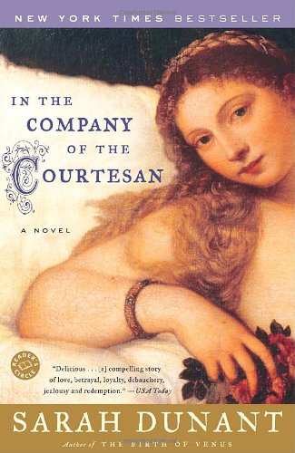 In the Company of the Courtesan   2007 edition cover