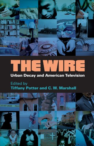 Wire Urban Decay and American Television  2009 edition cover