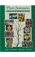 Plant Systematics A Phylogenetic Approach  1999 edition cover