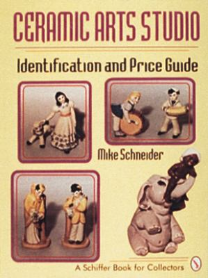 Ceramic Arts Studio Identification and Price Guide N/A 9780887406041 Front Cover