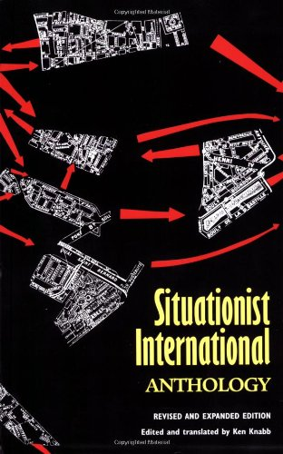 Situationist International Anthology   2006 (Enlarged) edition cover