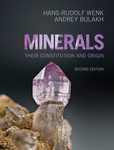 Minerals Their Constitution and Origin 2nd 2016 (Revised) 9781107514041 Front Cover