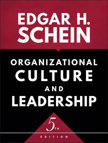 Organizational Culture and Leadership  5th 2017 9781119212041 Front Cover