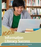 100% Information Literacy Success  3rd 2015 edition cover