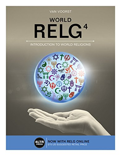 Relg + Relg Online, 1 Term 6 Months Access Card: World  2018 9781337405041 Front Cover