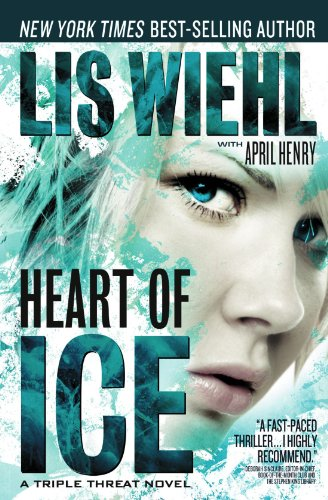 Heart of Ice   2012 9781401685041 Front Cover
