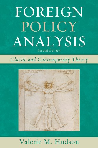 Foreign Policy Analysis Classic and Contemporary Theory 2nd 2013 (Revised) edition cover