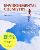 Environmental Chemistry (Loose-Leaf)  5th 2012 edition cover