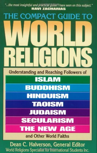 Compact Guide to World Religions  N/A edition cover