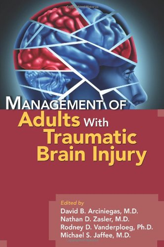 Management of Adults with Traumatic Brain Injury   2013 edition cover