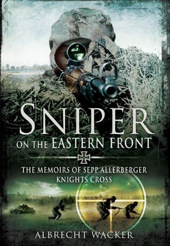 Sniper on the Eastern Front   2012 edition cover