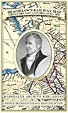 Bradshaw's Railway Map Great Britain and Ireland 1852  0 edition cover