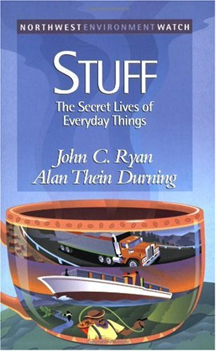 Stuff The Secret Lives of Everyday Things  1997 edition cover