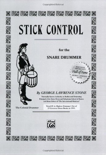 Stick Control for the Snare Drummer   2009 9781892764041 Front Cover
