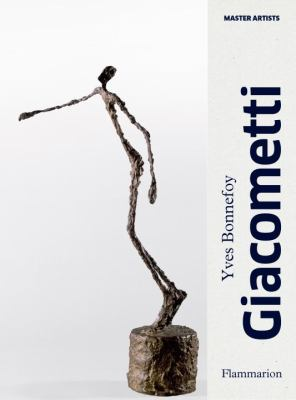 Giacometti   2012 9782080201041 Front Cover