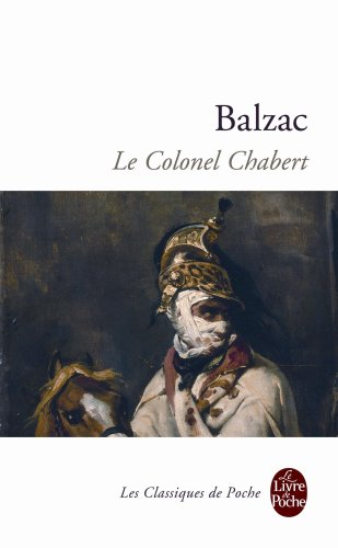 Le Colonel Chabert 1st 1998 edition cover