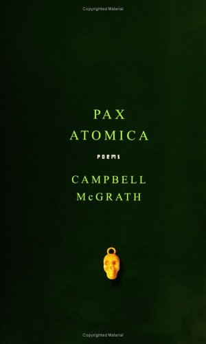Pax Atomica Poems N/A 9780060758042 Front Cover