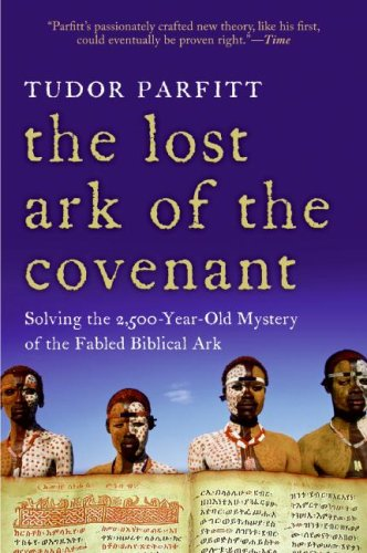 Lost Ark of the Covenant Solving the 2,500-Year-Old Mystery of the Fabled Biblical Ark N/A 9780061371042 Front Cover