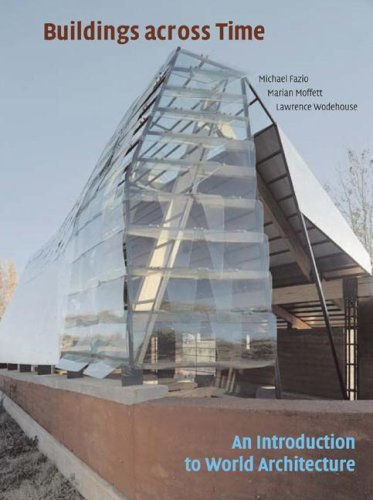 Buildings Across Time An Introduction to World Architecture 3rd 2009 edition cover