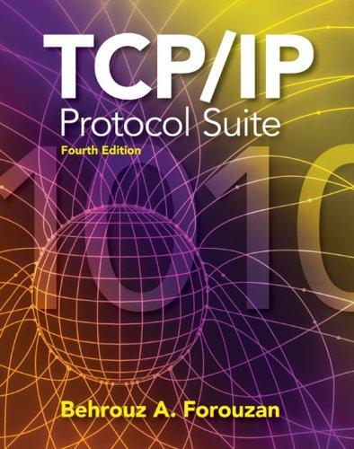 TCP/IP Protocol Suite  4th 2010 9780073376042 Front Cover