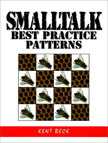 Smalltalk Best Practice Patterns  1st 1997 9780134769042 Front Cover