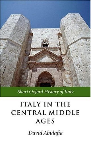 Italy in the Central Middle Ages   2003 (Revised) edition cover