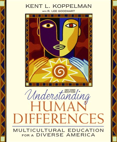 Understanding Human Differences Multicultural Education for a Diverse America 2nd 2008 edition cover