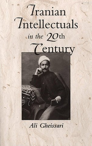 Iranian Intellectuals in the Twentieth Century   1997 edition cover