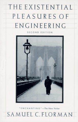 Existential Pleasures of Engineering  2nd 1994 (Revised) edition cover
