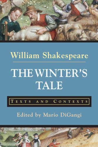 Winter's Tale Texts and Contexts  2008 edition cover