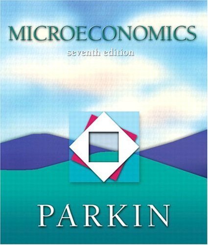 Microeconomics with MyEconLab Student Access Kit  7th 2005 (Revised) edition cover