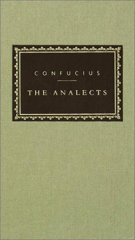 Analects   2000 edition cover