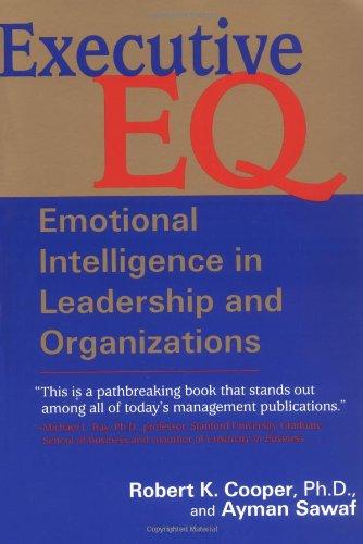 Executive E. Q.  N/A edition cover