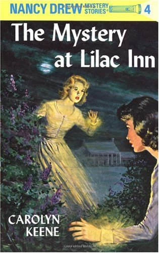 Nancy Drew 04: the Mystery at Lilac Inn   1989 9780448095042 Front Cover