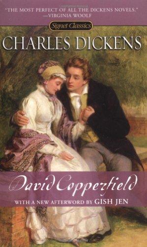David Copperfield  200th 2006 (Anniversary) edition cover
