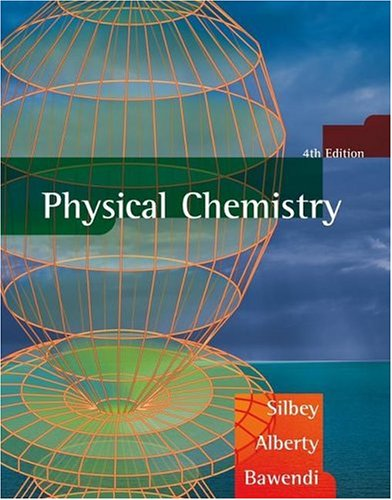 Physical Chemistry  4th 2005 (Revised) edition cover