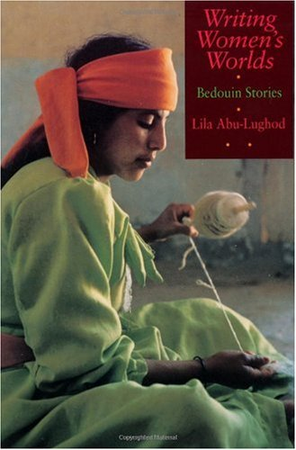 Writing Women's Worlds The Bedouin Stories  1993 edition cover