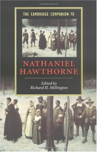 Cambridge Companion to Nathaniel Hawthorne   2004 edition cover