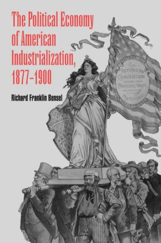Political Economy of American Industrialization, 1877-1900   2001 edition cover