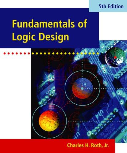 Fundamentals of Logic Design  5th 2004 edition cover