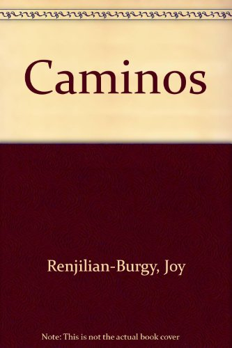 Caminos:  1st 1999 9780618119042 Front Cover