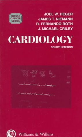Cardiology 4th 1998 (Revised) 9780683302042 Front Cover