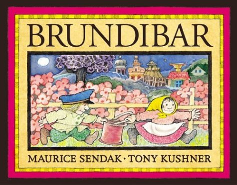 Brundibar   2003 edition cover