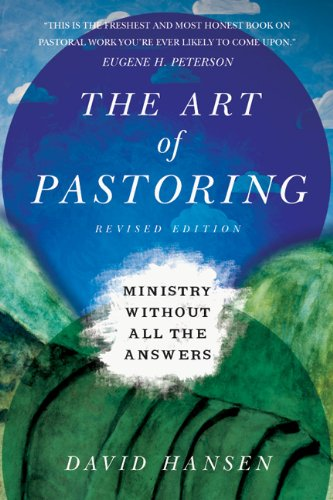 Art of Pastoring Ministry Without All the Answers Revised edition cover