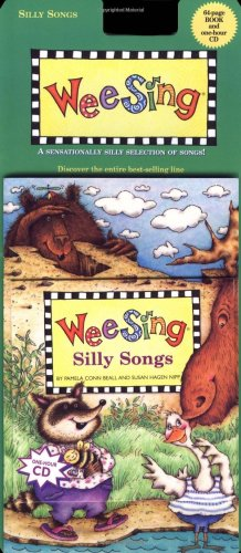 Wee Sing Silly Songs  N/A edition cover