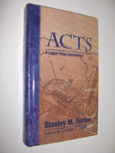 Acts A Logion Press Commentary  2001 edition cover