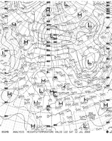 Weather Map Handbook 1st 2003 edition cover